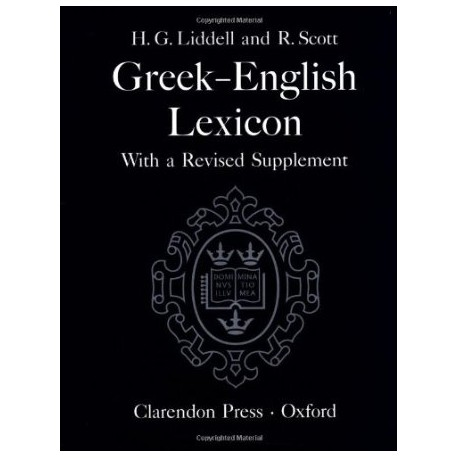 Greek - English Lexicon. With a Revised Supplement