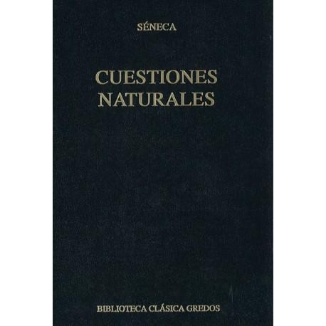 Cuestiones naturales.