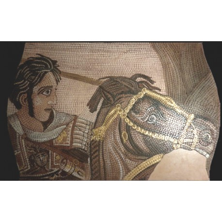 Alejandro Magno.  Pompeya