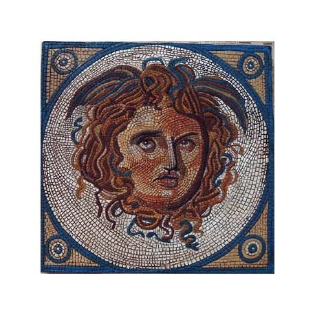 "Mosaico ""Medusa"""