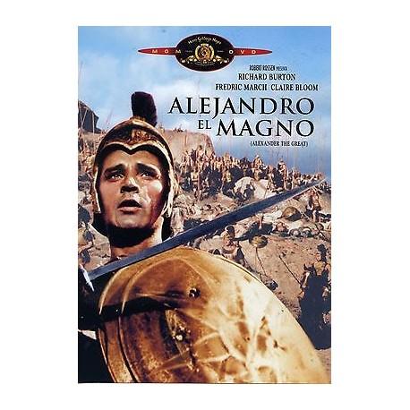 Alejandro El Magno. DVD.