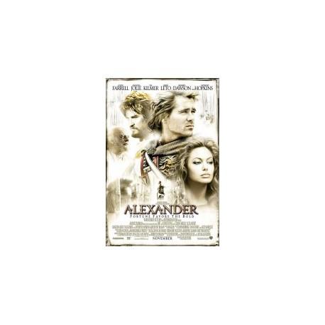 Alejandro Magno. La fortuna favorece a los valientes. DVD