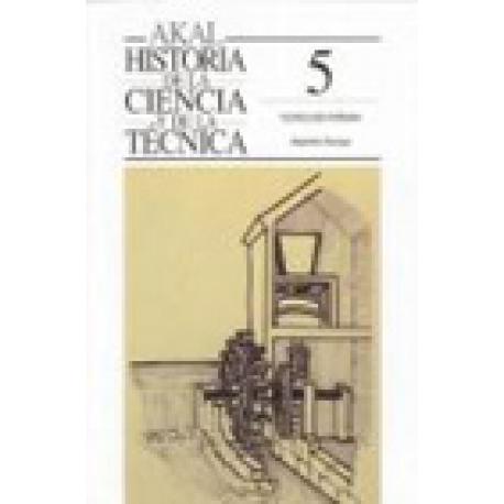 Historia de la ciencia y de la técnica. Vol. V: Tecnología romana