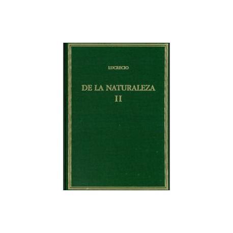 De la naturaleza (Libros IV-VI)