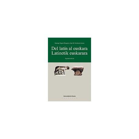 Del latín al euskara-Latinetik euskarara