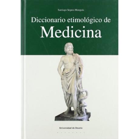Diccionario etimológico de medicina.