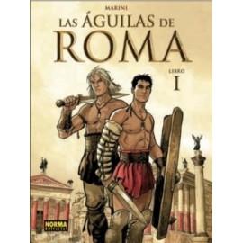 Las águilas de Roma. I