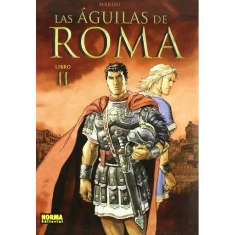 Las águilas de Roma II.
