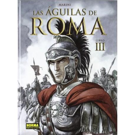 LAS AGUILAS DE ROMA 3