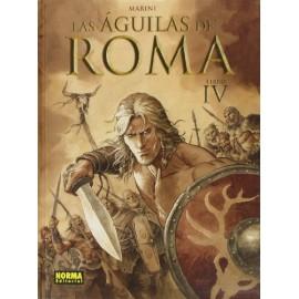 Las águilas de Roma IV