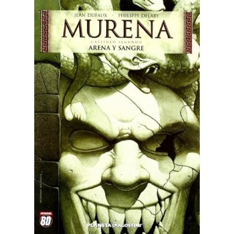 Murena. Arena y sangre