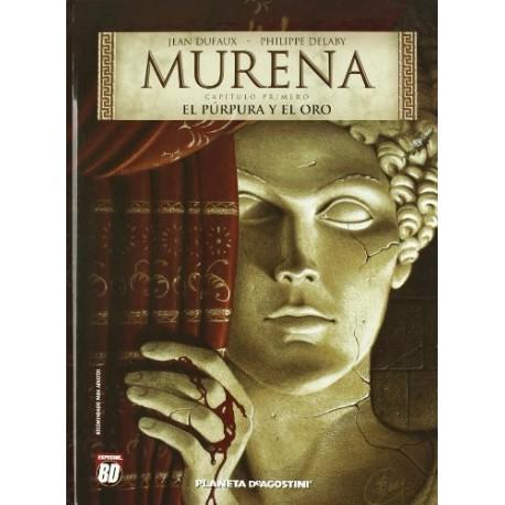 Murena. El púrpura y el oro
