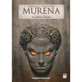 Murena. La diosa negra