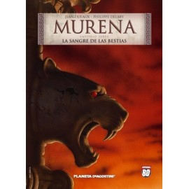 Murena. La sangre de las bestias