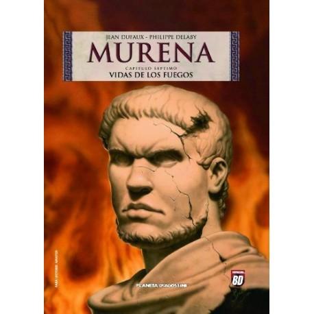 Murena. Vidas de los fuegos