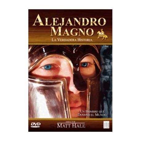 Alejandro Magno. La verdadera historia. Completa cronología de su vida. El misterio de su sexualidad. Animación en 3 D de sus má