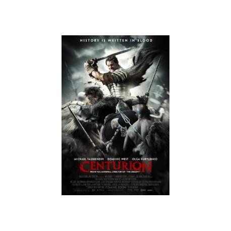 Centurión. DVD