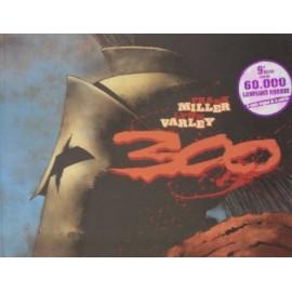 300 cómic de Frank Miller 8ª edición
