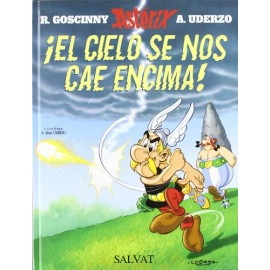 Asterix. ¡el cielo se nos cae encima!