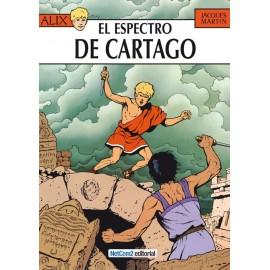 El Espectro de Cartago. Colección Alix 13