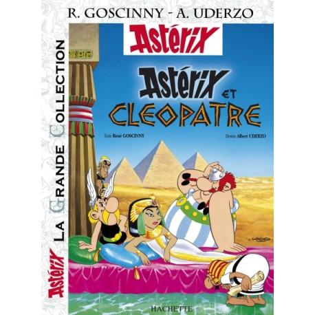 Asterix et Cleopatra. Edición en latín