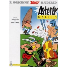 Asterix Gallus. Edición en latín. Dibujos