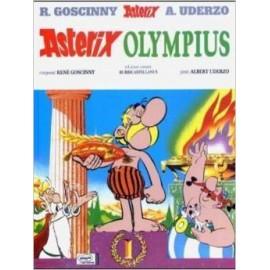 Asterix Olympius. Asterix en latín