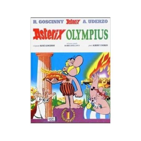 Asterix Olympius. Edición en latín. Dibujos