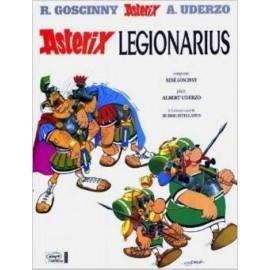 Asterix legionarius. Edición en latín.
