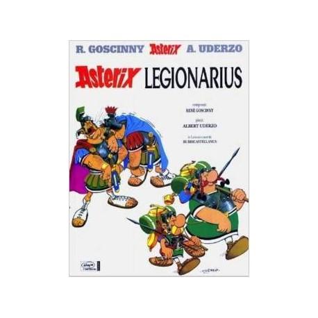 Asterix legionarius.Asterix en latín
