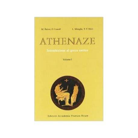 Athenaze. Introduzione al greco antico. Vol. I