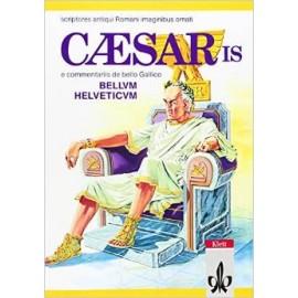 Caesar is e commentariis de bello Gallico. Bellum Helveticum.