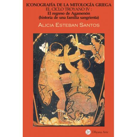 Iconografia de la mitologia griega. El ciclo Troyano IV.