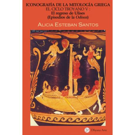 Iconografía de la Mitología griega. El cilclo troyano V
