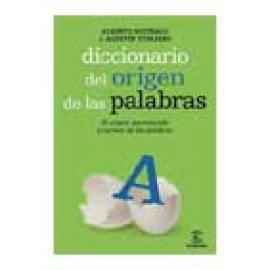 Diccionario del origen de las palabras. - Imagen 1