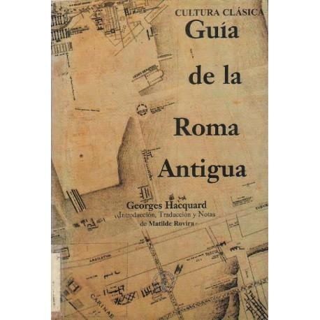 Guía de la Roma Antigua. Ilustraciones.