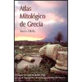 Atlas mitológico de Grecia. - Imagen 1