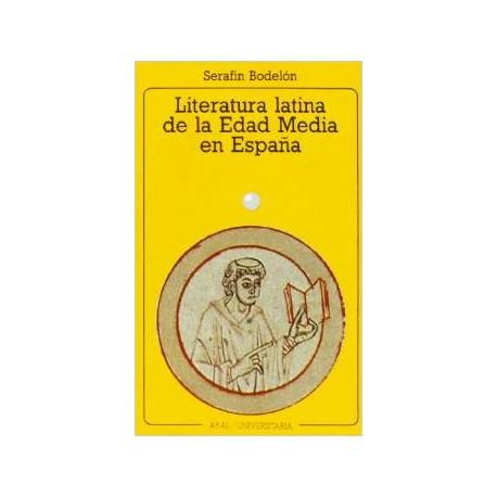 Literatura latina en la Edad Media en España