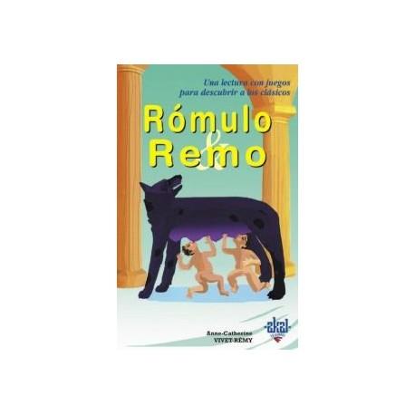 Rómulo y Remo.