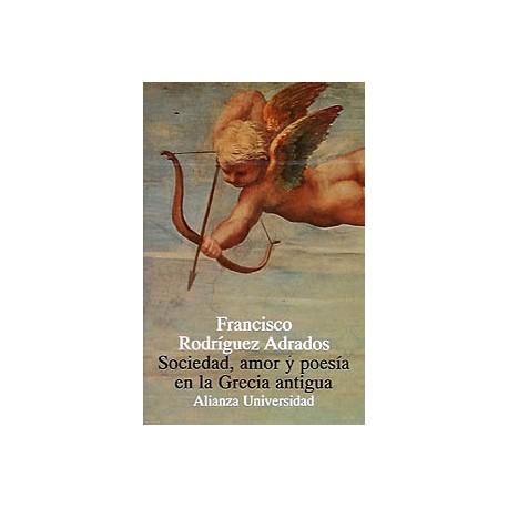 Sociedad, amor y poesía en la Grecia antigua