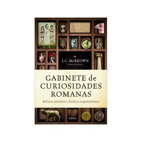 Gabinete de curiosidades romanas. Relatos extraños y hechos sorprendentes.
