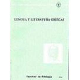 Lengua y literatura griegas I. - Imagen 1