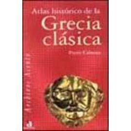 Atlas histórico de la Grecia Clásica. - Imagen 1