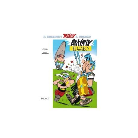 Asterix El Galo. Edición en castellano
