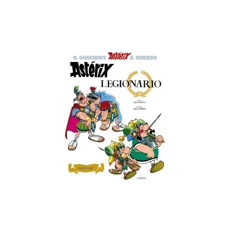 Astérix legionario. Edición en español