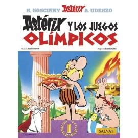 Asterix y los juegos olímpicos. Edición en español