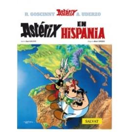 Astérix en Hispania. Edición en español