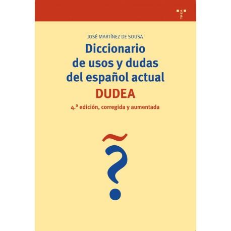 Diccionario de usos y dudas del español actual