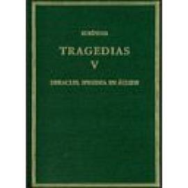 Tragedias. Vol. V: Heracles, Ifigenia en Áulide. - Imagen 1