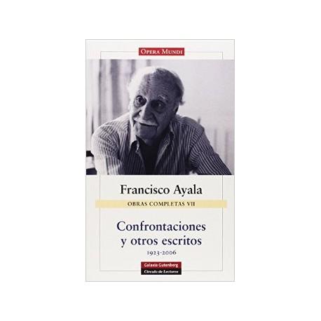 Francisco Ayala. Obras completas